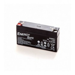BATTERIA AL PIOMBO ENERGY SAFE 6V 1,3AH