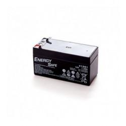 BATTERIA AL PIOMBO ENERGY SAFE 12V 1,3AH