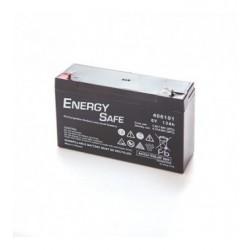 BATTERIA AL PIOMBO ENERGY SAFE 6V 12AH