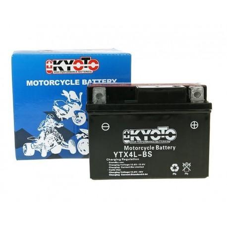 BATTERIA MOTO KYOTO GTX4L-BS