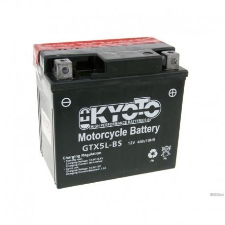 BATTERIA MOTO KYOTO YTX5L-BS