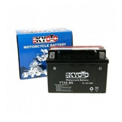 BATTERIA MOTO KYOTO YTX9-BS
