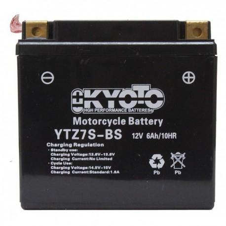 BATTERIA MOTO KYOTO GTZ7S-BS