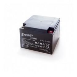 BATTERIA AL PIOMBO ENERGY SAFE 12V 26AH