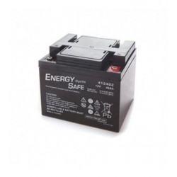 BATTERIA AL PIOMBO ENERGY SAFE 12V 45AH CICLICA