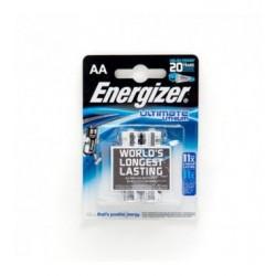PILA AL LITIO ENERGIZER FORMATO AA 1,5V BLISTER 2PZ.