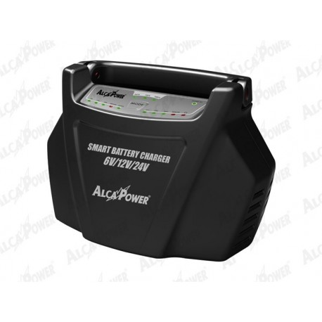 CARICABATTERIE ALCAPOWER CX-2 SWITCHING AUTOM. 10A 6/12/24V 1,2-250AH