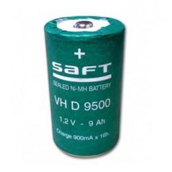 BATTERIA SAFT BATTERIA NI-MH 1,2V 9,5AH FORMATO VHD