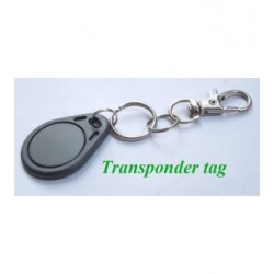 TRANSPONDER IN PLASTICA BLU