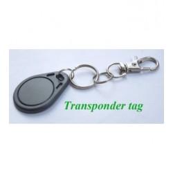 TRANSPONDER IN PLASTICA BLU