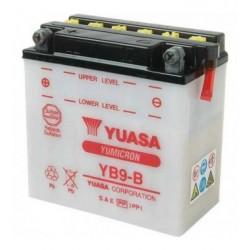 BATTERIA MOTO YUASA YB9-B