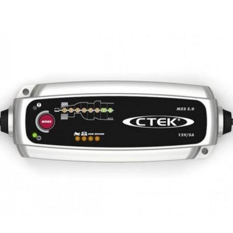CARICABATTERIE CTEK MXS5.0